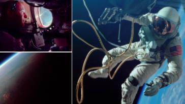 missions Gemini espace