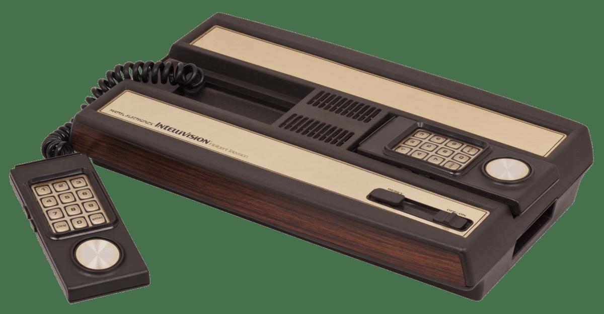 console de jeux vidéo Intellivision