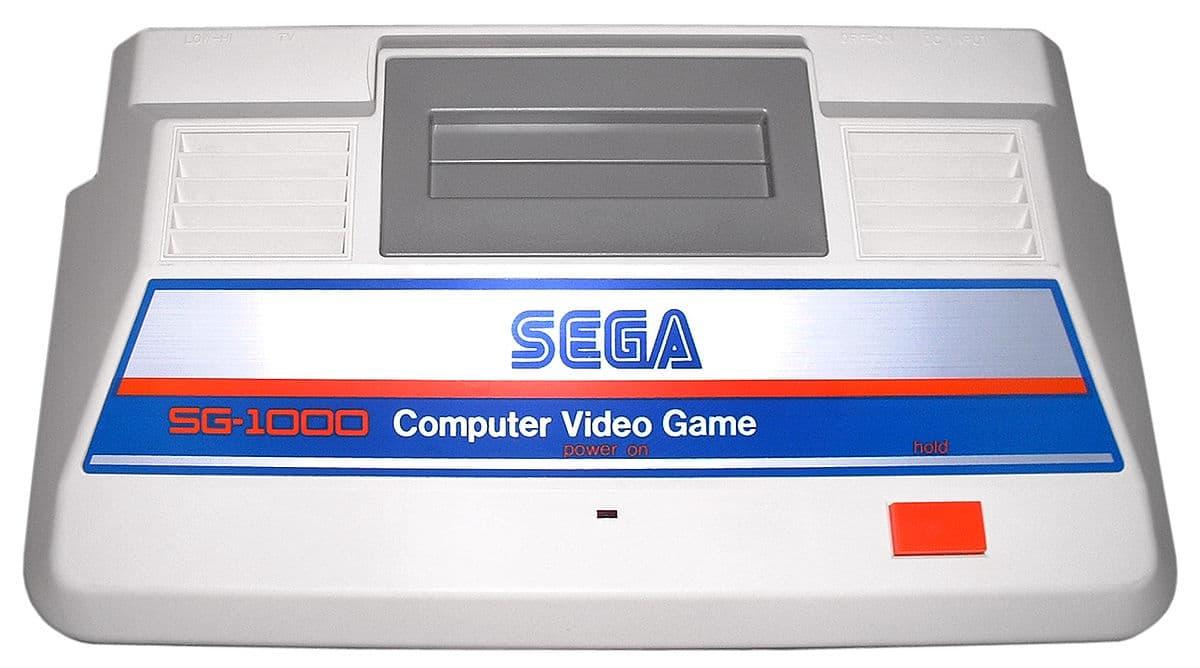 Sega jeu
