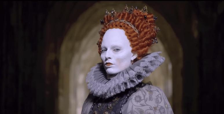 reine Angleterre maquillage beauté