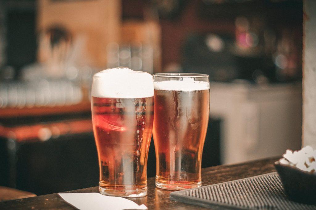bières interdit de boire de l'alcool en corée