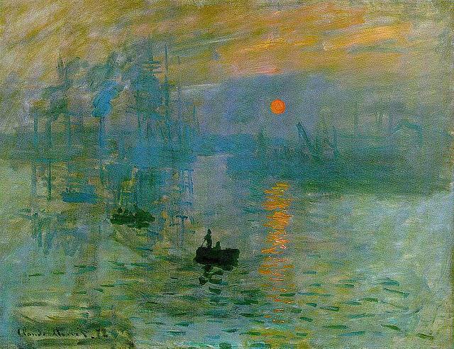 tableau incontournable Monet