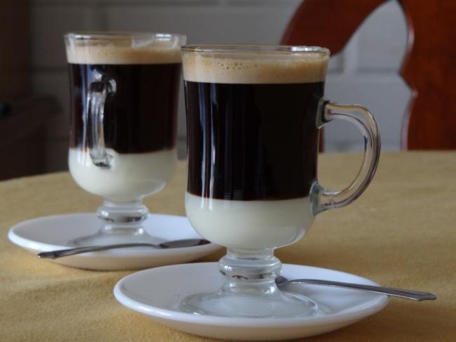 tasses de café en Espagne