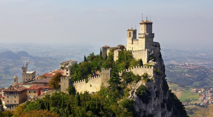 Guaita forteresse