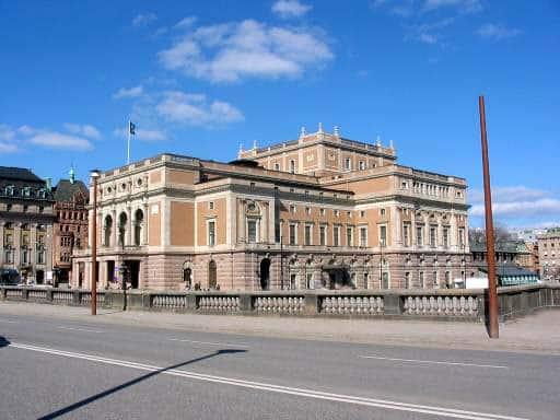 Opéra de Suède