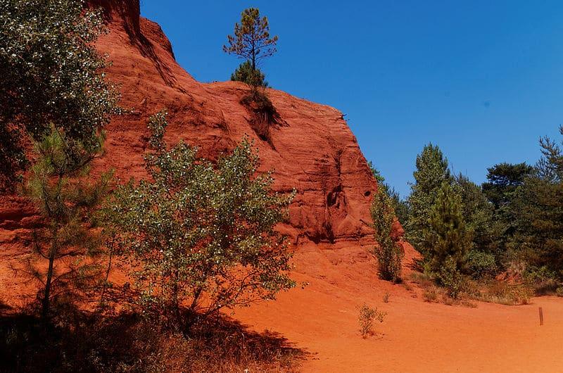 Colorado Provençal paysages de France