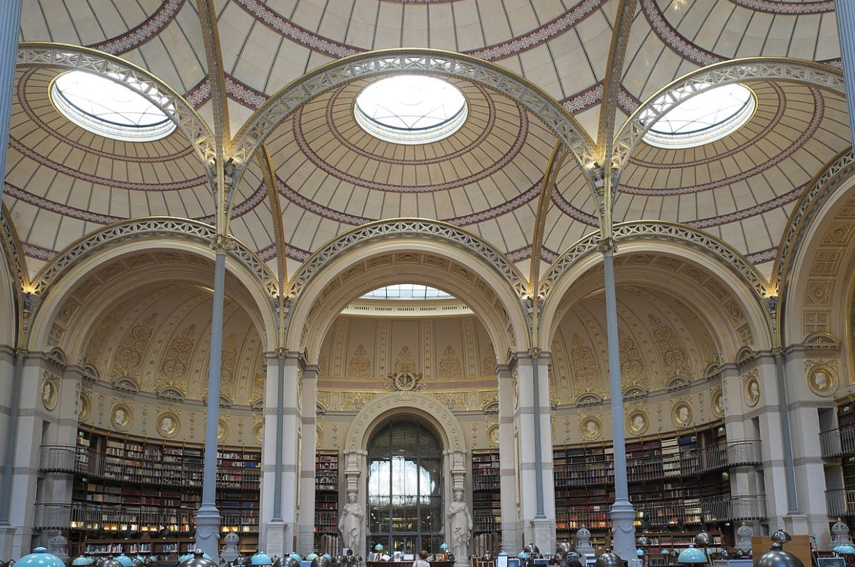 bibliotheques nationales de france