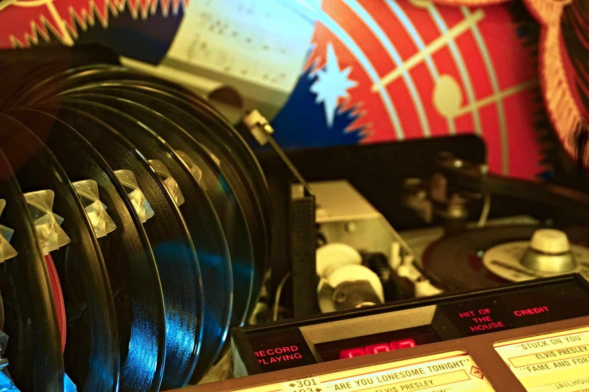 CD vinyle Elvis