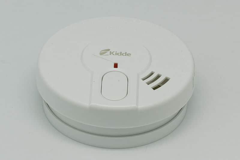 détecteur de fumée incendie