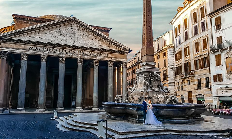 mariage de rêve en Italie
