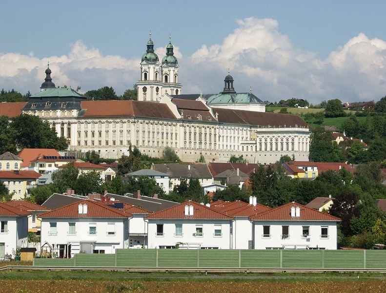 monastère saint florian