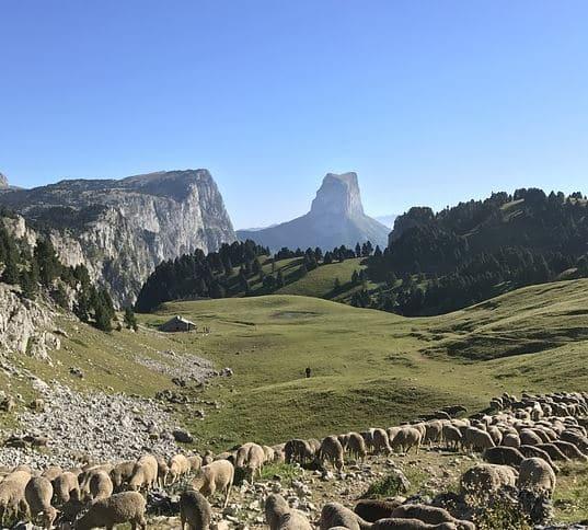 Mont Aiguille Savoie montagnes