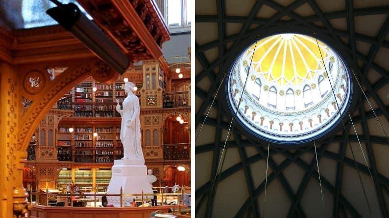 bibliothèques nationales