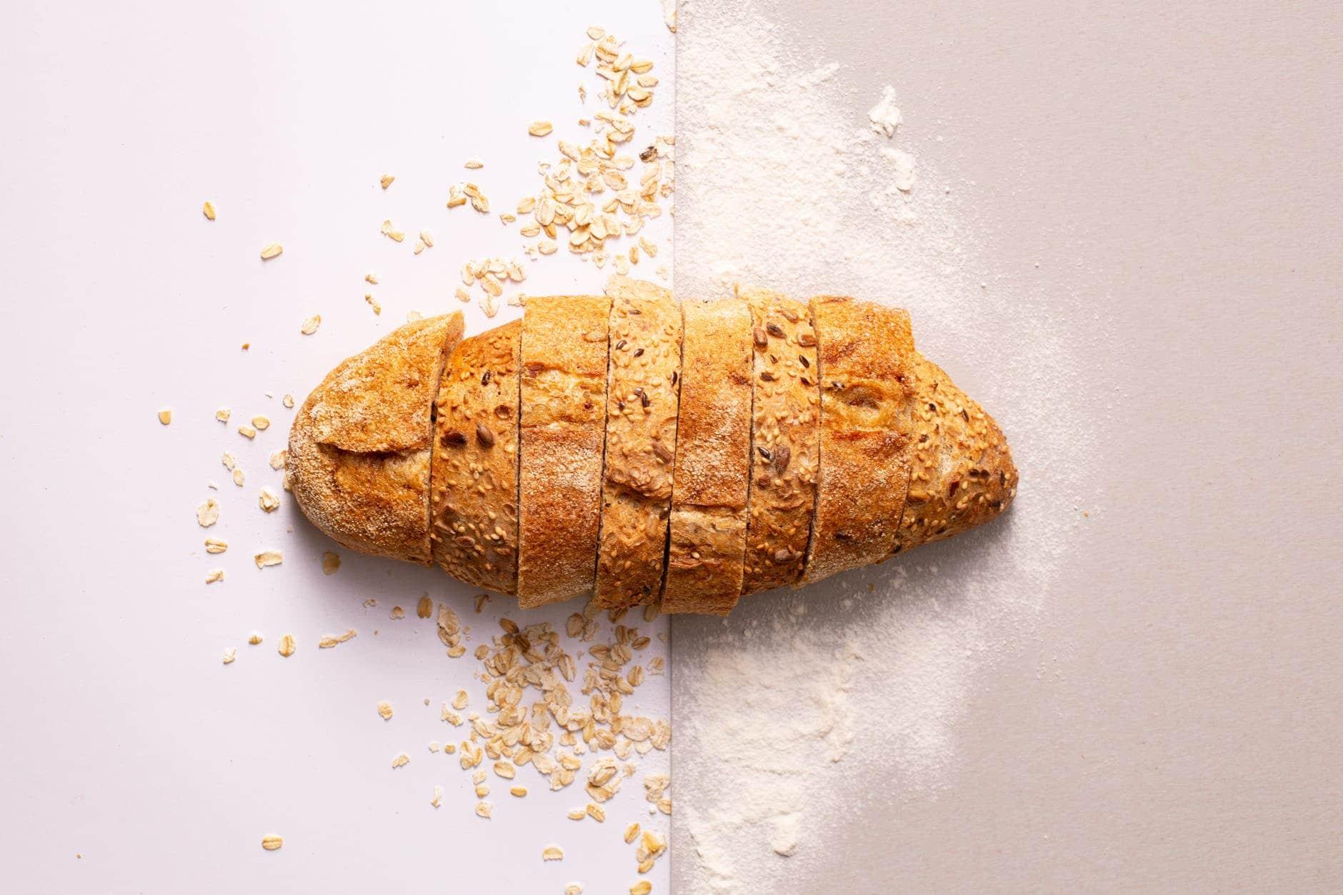 pain blanc céréales habitude française