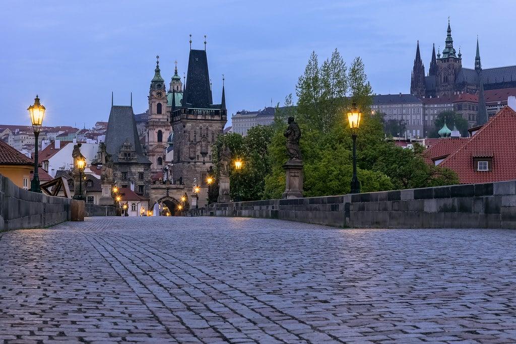 pont de Prague