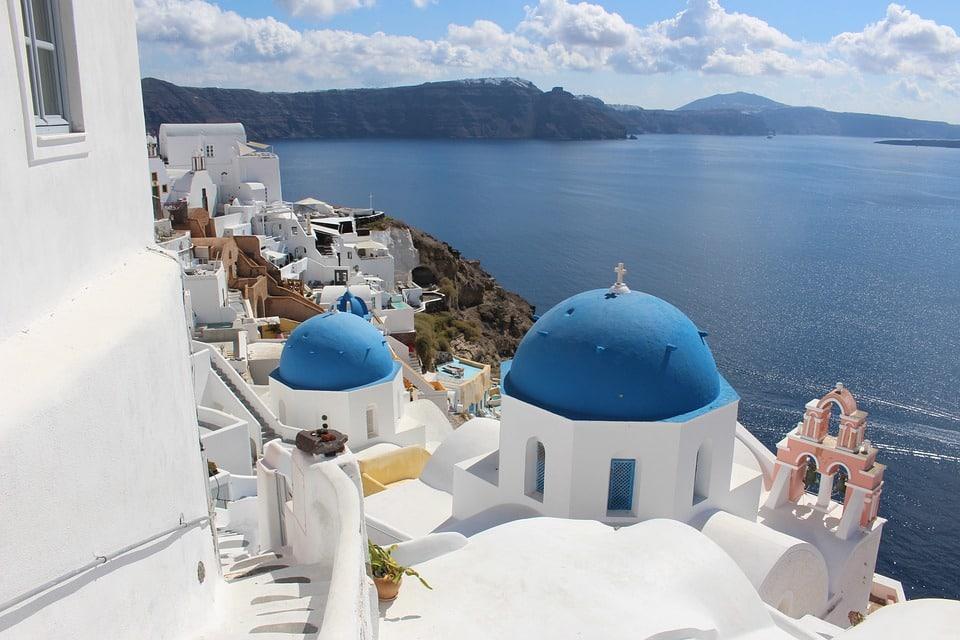 mariage de rêve en Grèce