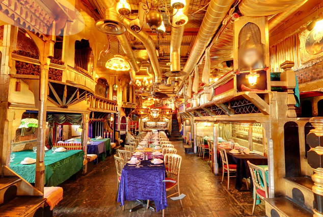 Restaurants Drury Lane London