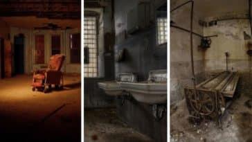 asiles abandonnés hôpital psychiatrique