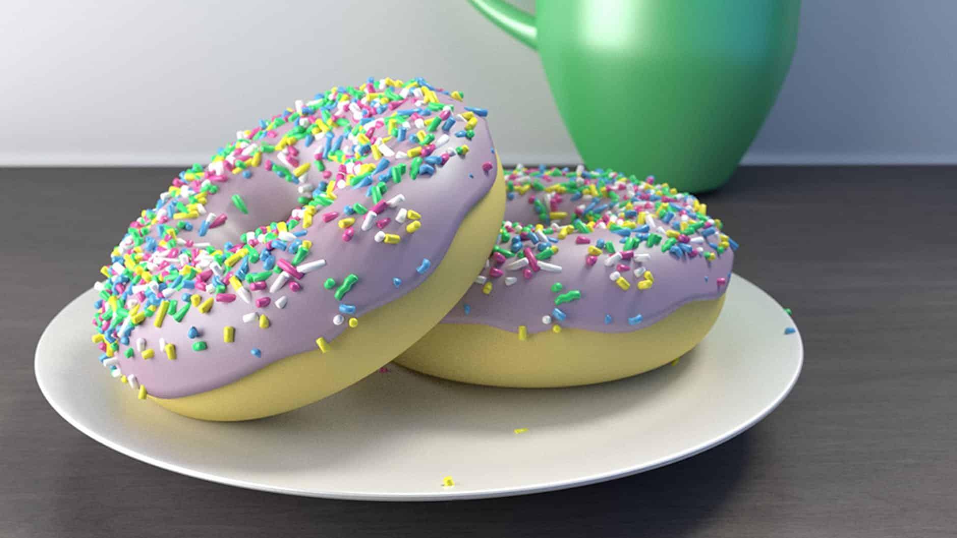 donuts goûter sucré