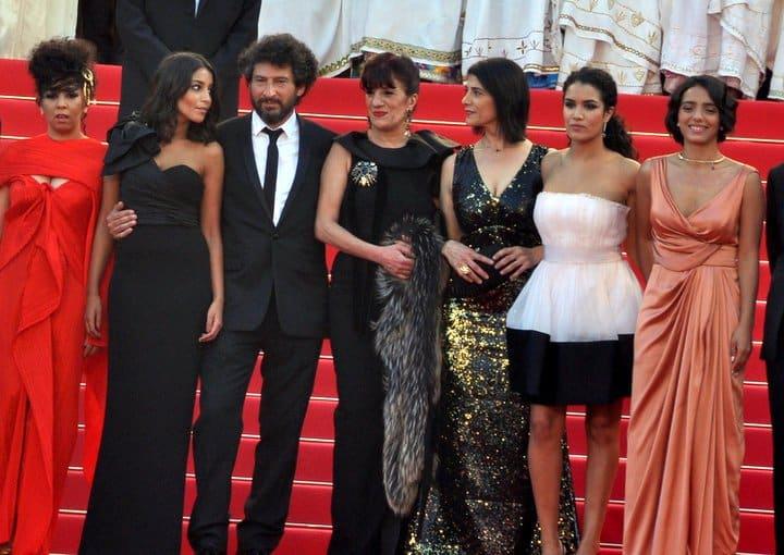 Festival de Cannes en France cinéma tapis rouge