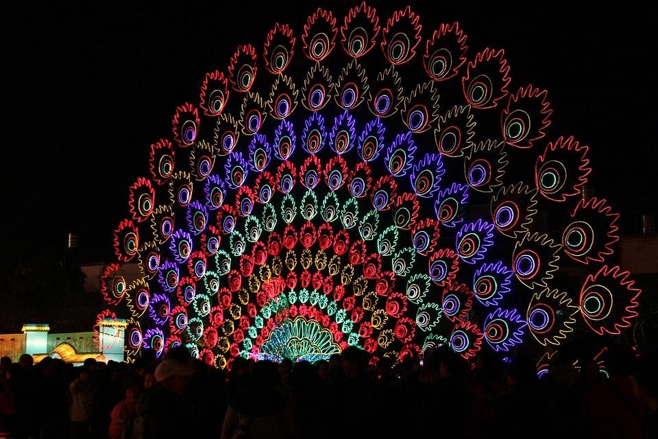 festival des lanternes fêtes du monde