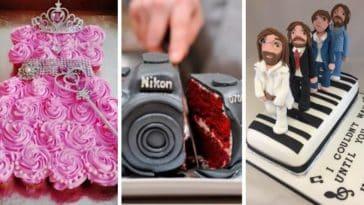 gâteaux d'anniversaire insolites
