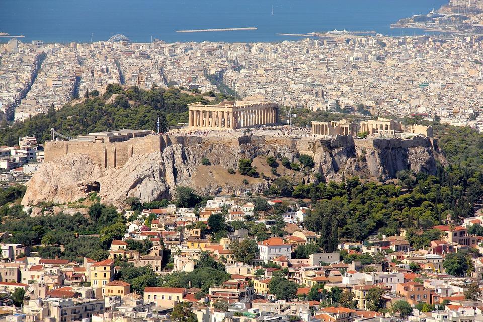 marathon Athènes Grèce