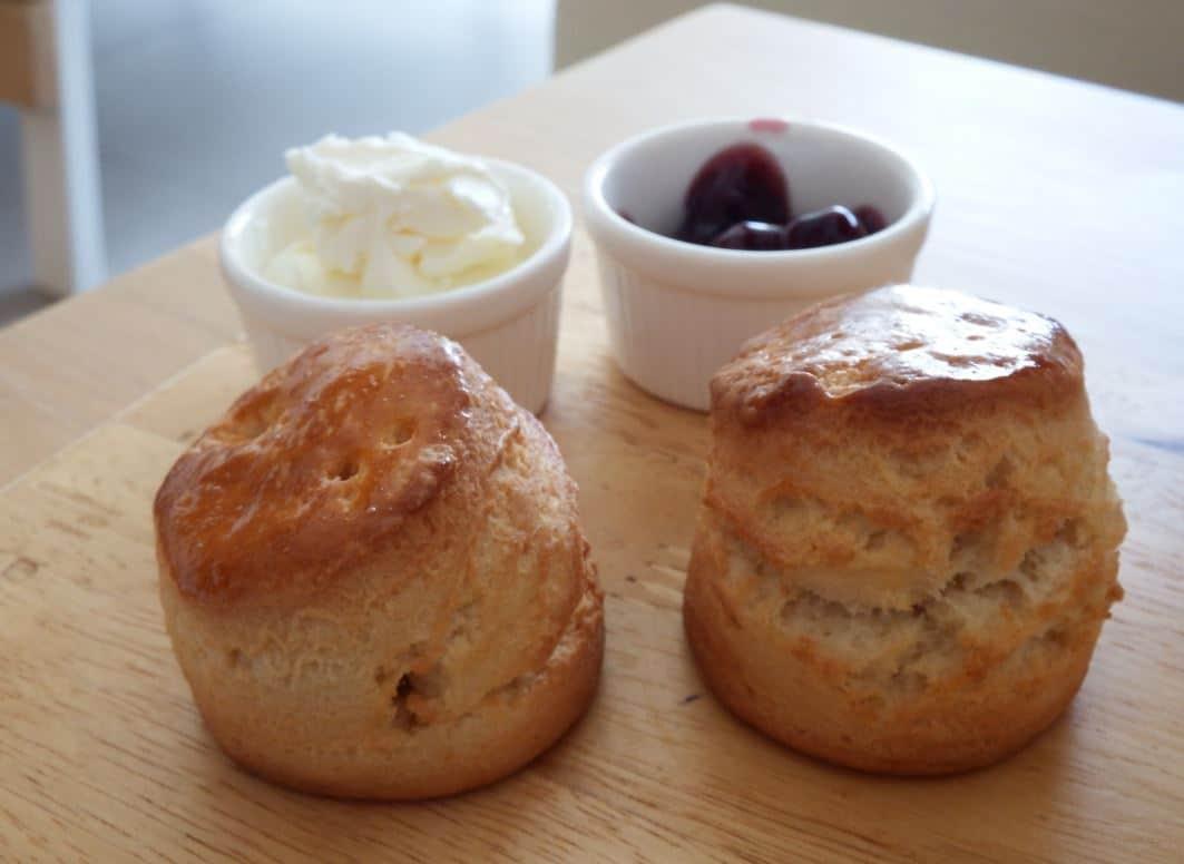 scones anglais tea time spécialités culinaires anglaises
