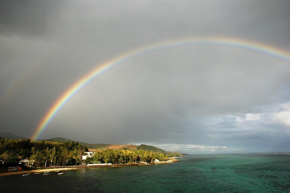 magnifiques photos arcs-en-ciel