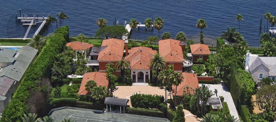 maison villa la plus chère du monde