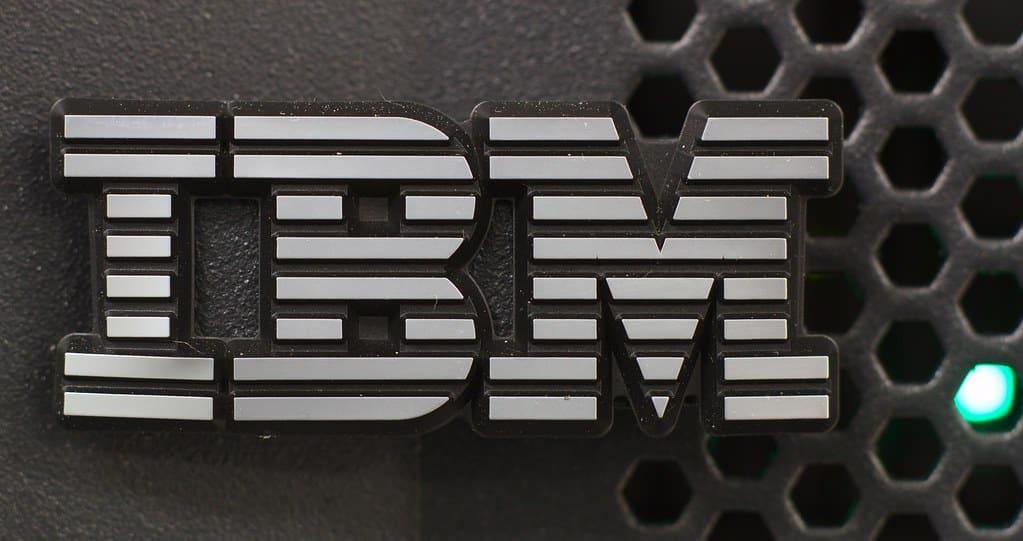 logos de marques célèbres PC IBM