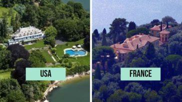 maisons villas plus chères du monde