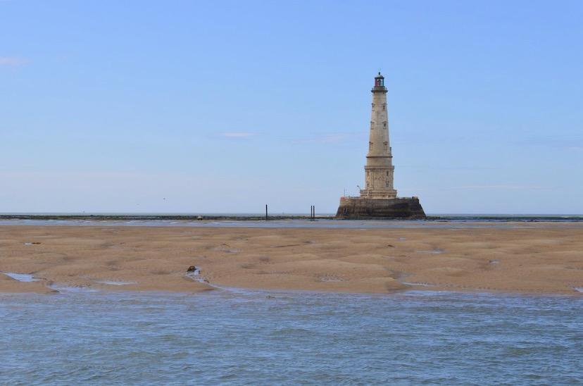 phares Courdan photos phare Gironde atlantique mer océan