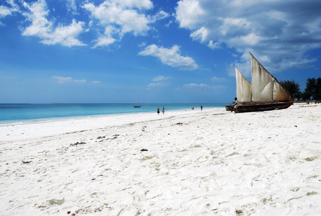 plus belles plages tropicales sable blanc bateau eau