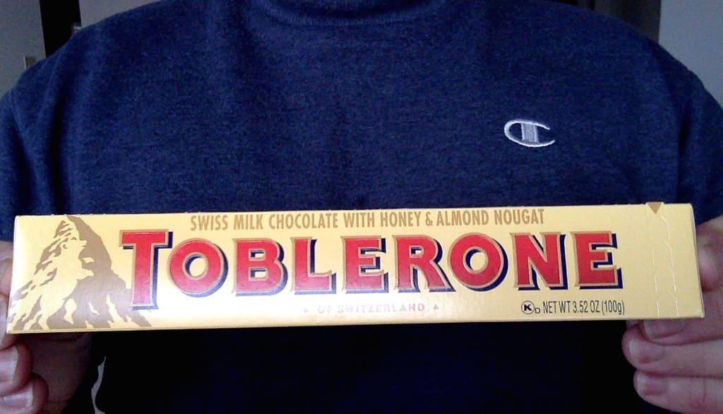 toblerone logo chocolat marque suisse logos de marques
