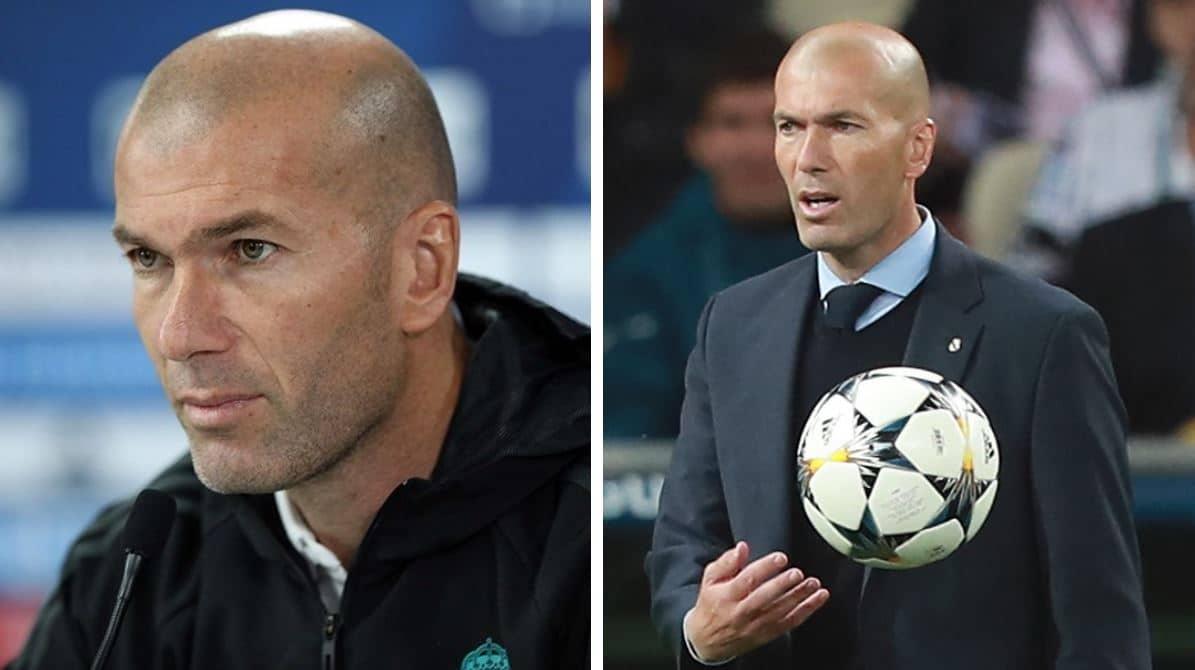 Zinedine Zidane foot équipe