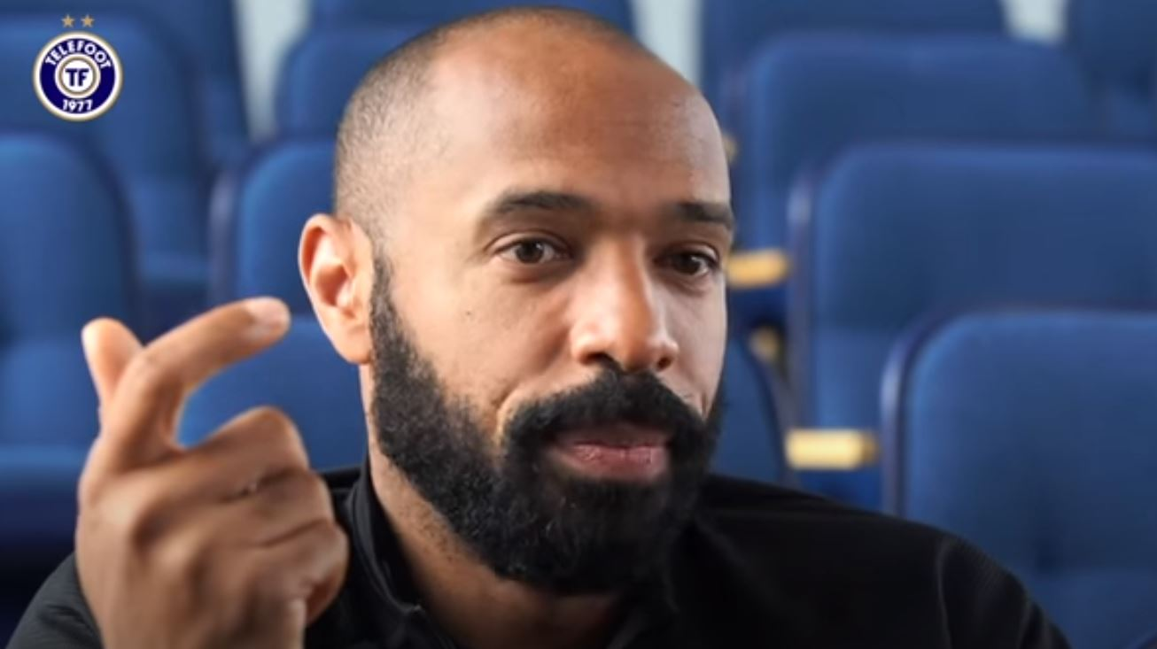 thierry henry foot anciens joueurs