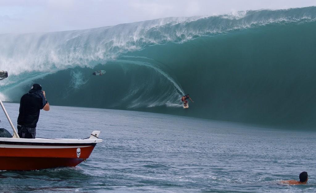 Les 10 vagues les plus dangereuses du monde (2)