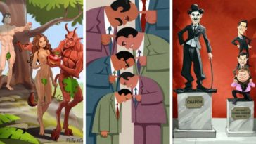 réalité de la vie dessins illustrations satiriques humour noir