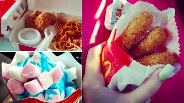 recettes McDonald's