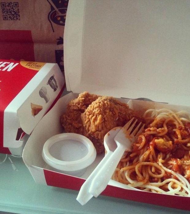 recettes McDonald's plat restaurant fast food phillipines