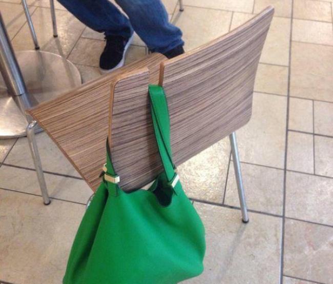 inventions japonaises chaise sac
