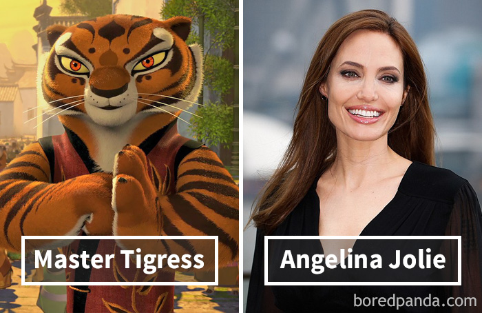 29 Animations That Look Like Their Celebrity Voice Page 2 Of 6