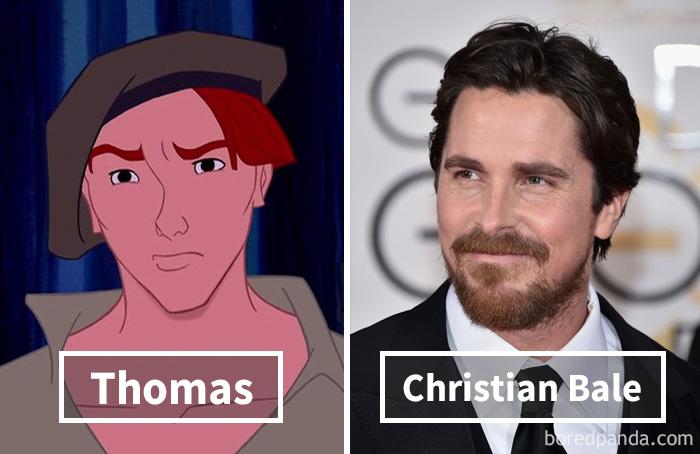 Stars du porno qui ressemblent à des personnages célèbres