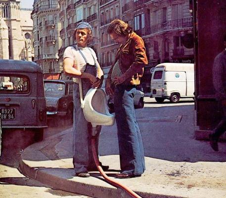 Pires métiers du monde professions job urinoir