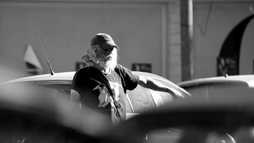 relooking SDF clochard rue