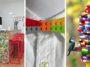 idées recycler ses Lego briques jouets enfant