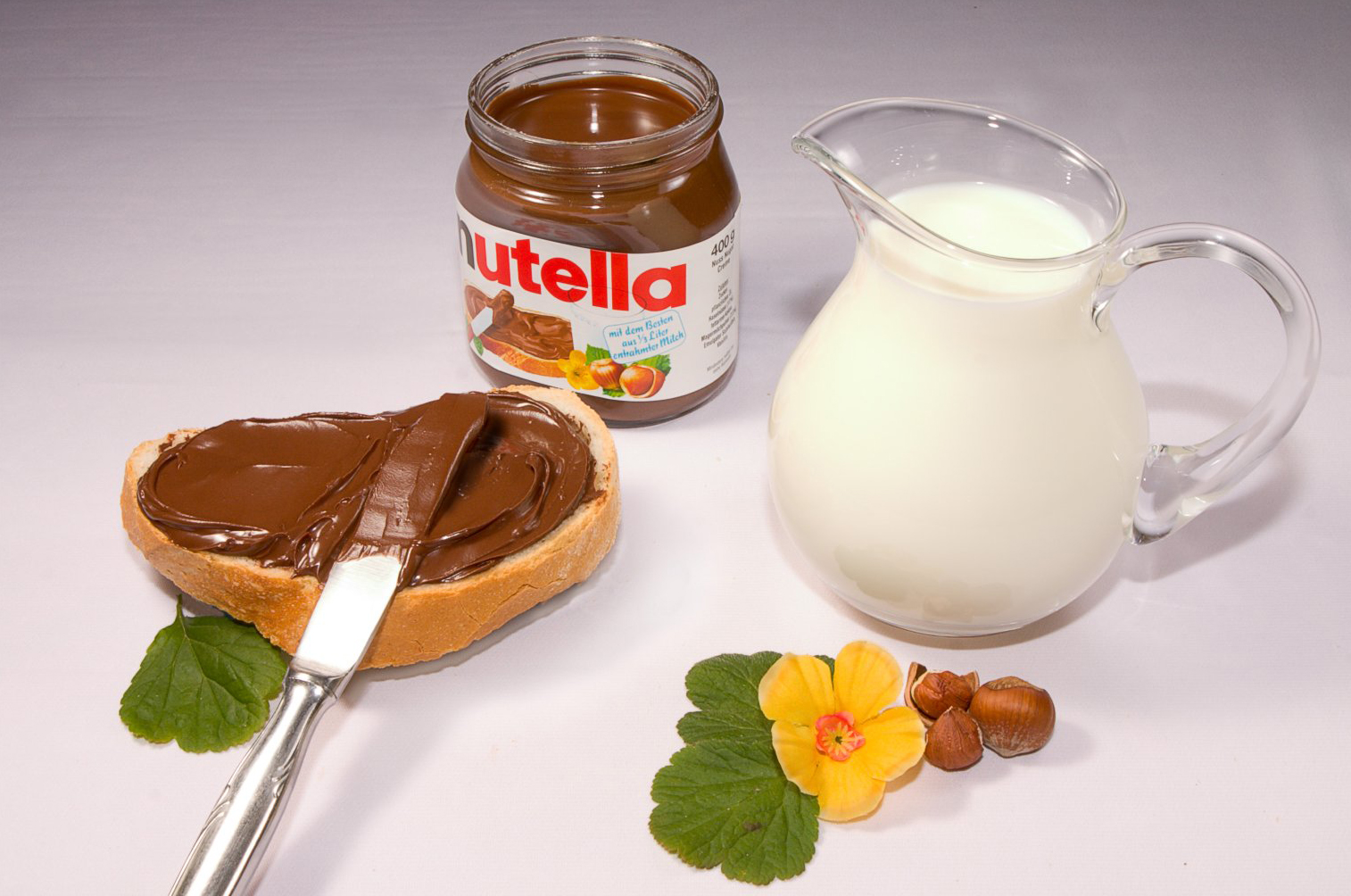 Tartine de Nutella prénoms interdits par la loi