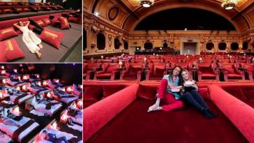 salles de cinéma insolites
