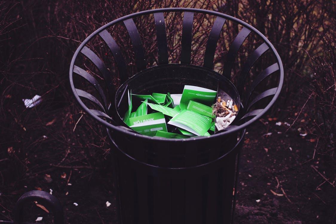 poubelle déchets